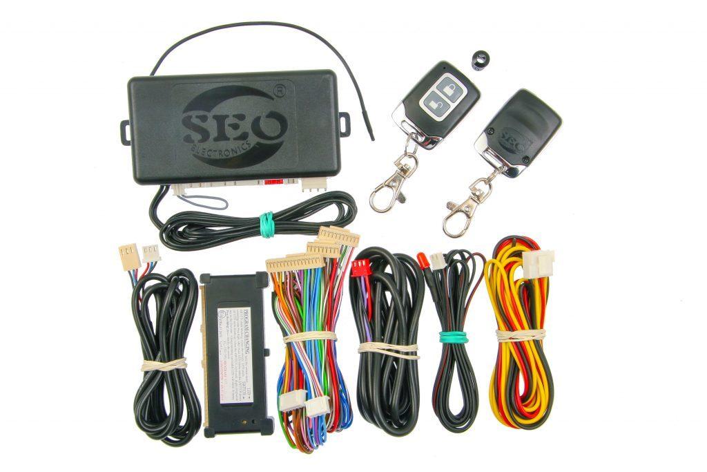 Auto-Alarm SEO Dolphin CAN 12/24V