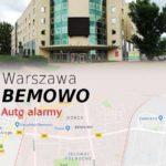 Warszawa Bemowo autoalarmy