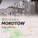 Warszawa Mokotów autoalarmy