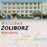 Warszawa Żoliborz autoalarmy